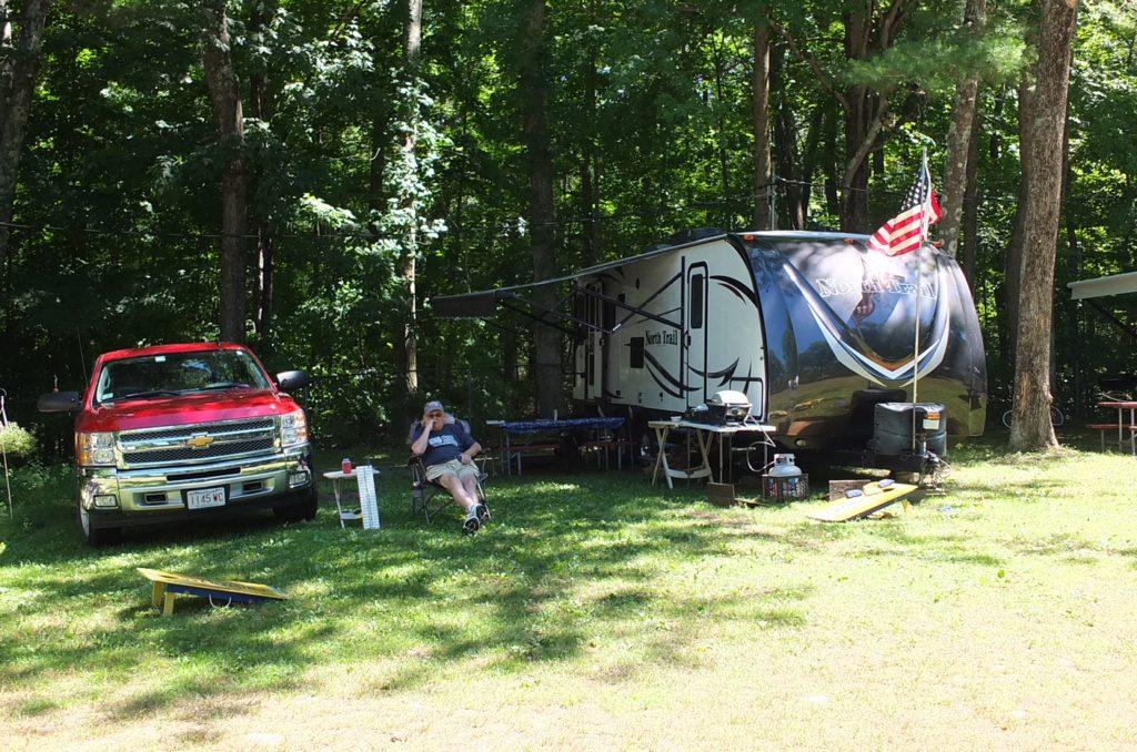A 5 Campsite