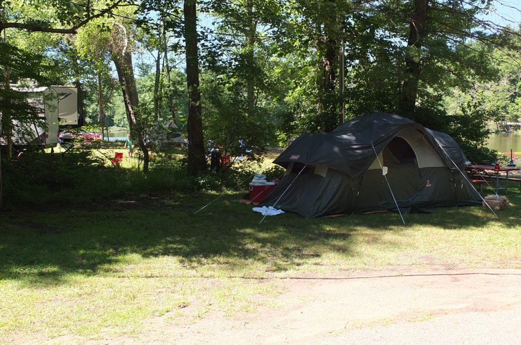 42 C Campsite