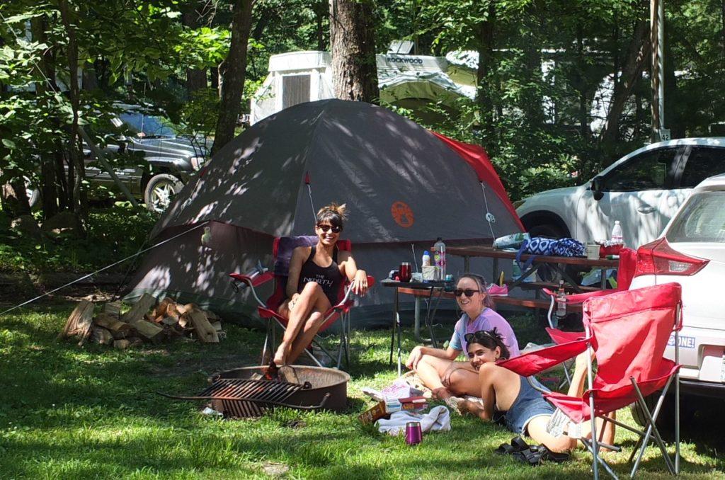 42 A Campsite